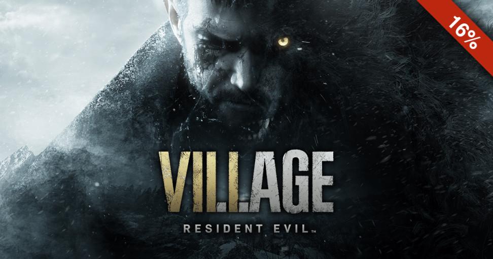 Hot Game поможет вам найти лучшие цены на Resident Evil Village и не только
