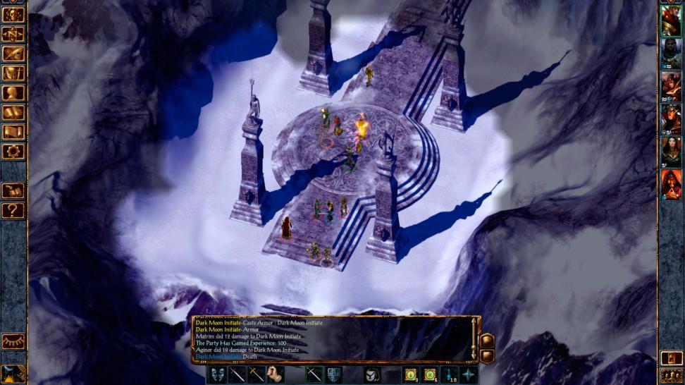 ВBaldur's Gate II: Enhanced Edition кроме обновлённой картинки есть немало нового контента.