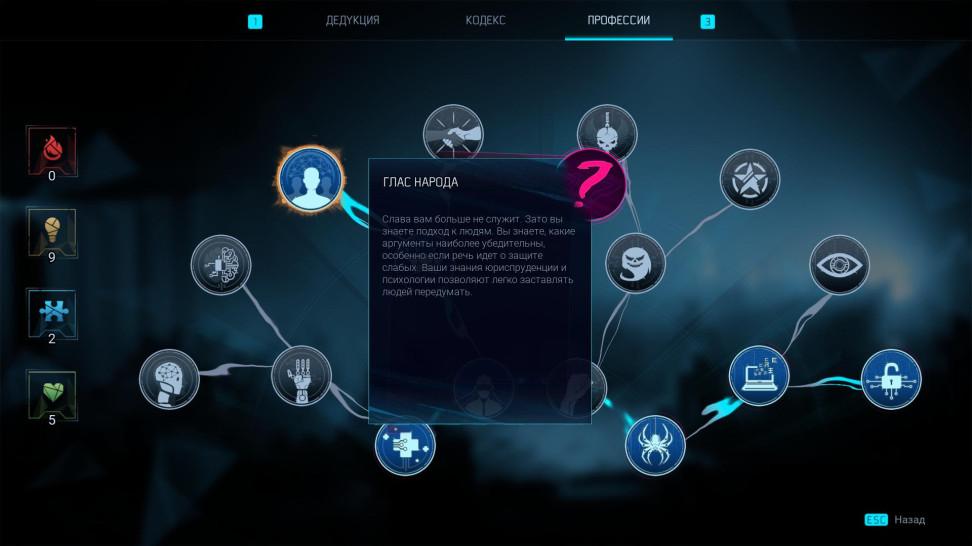 Gamedec: Обзор
