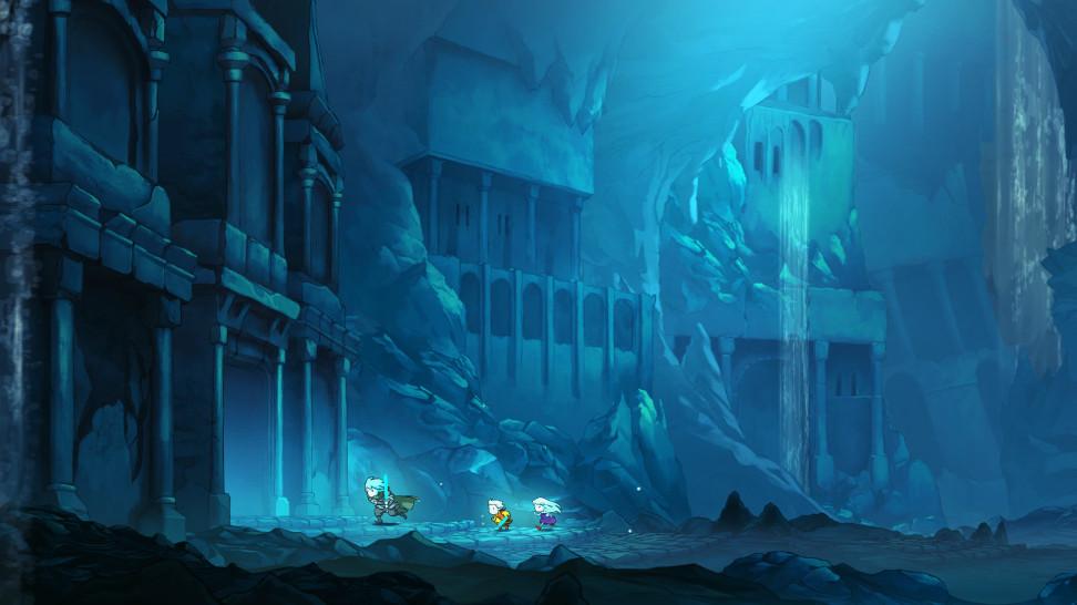 Greak: Memories of Azur: Обзор