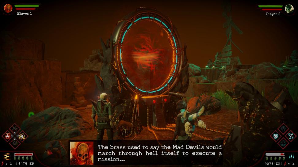 Mad Devils: Обзор