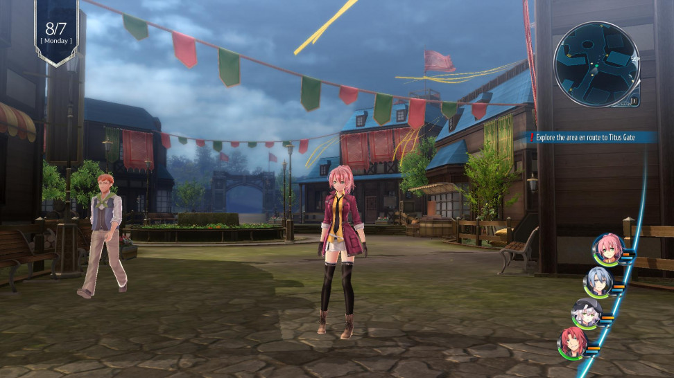 The Legend of Heroes: Trails of Cold Steel 4: Обзор