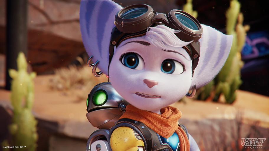 <i>Разработчики надеются, что игроки полюбят Ривет так же, как её любит коллектив.</i>