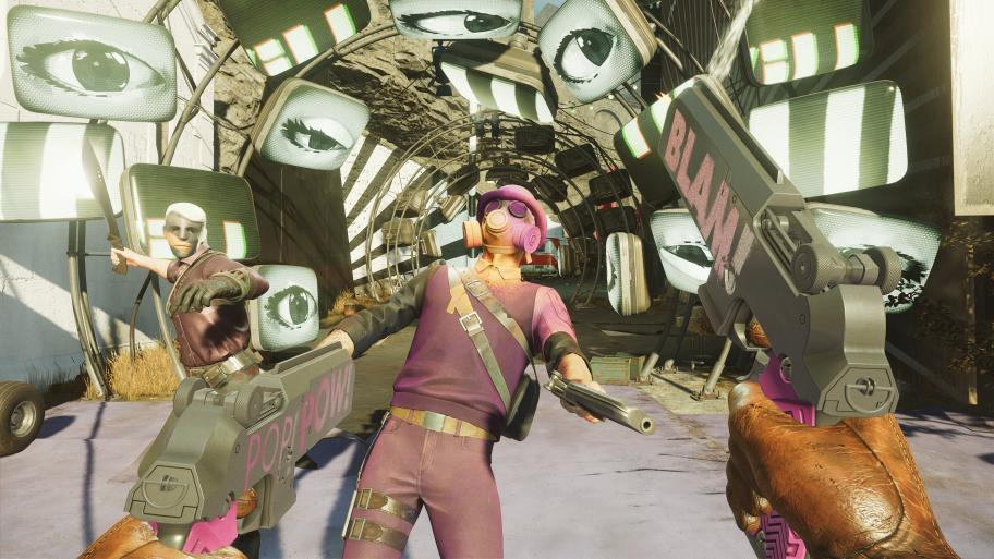 <i>Авторы хотят, чтобы игроки лучше чувствовали оружие благодаря DualSense.</i>