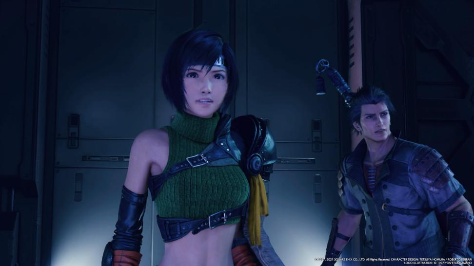 Final Fantasy VII Remake Intergrade— роскошное переиздание спросто хорошим дополнением