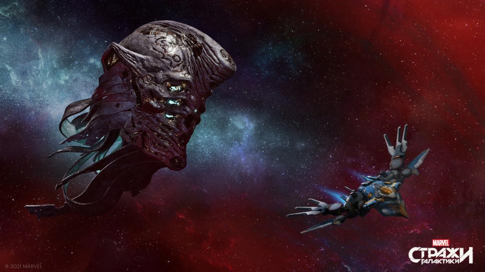 Всё оMarvel's Guardians ofthe Galaxy: большой упор наисторию, выбор вдухе Telltale имузыкальные хиты 80-х