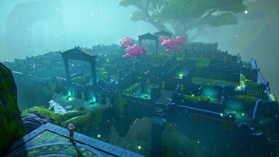 Immortals Fenyx Rising стала экшеном с видом сверху — релизный трейлер DLC «Потерянные боги»