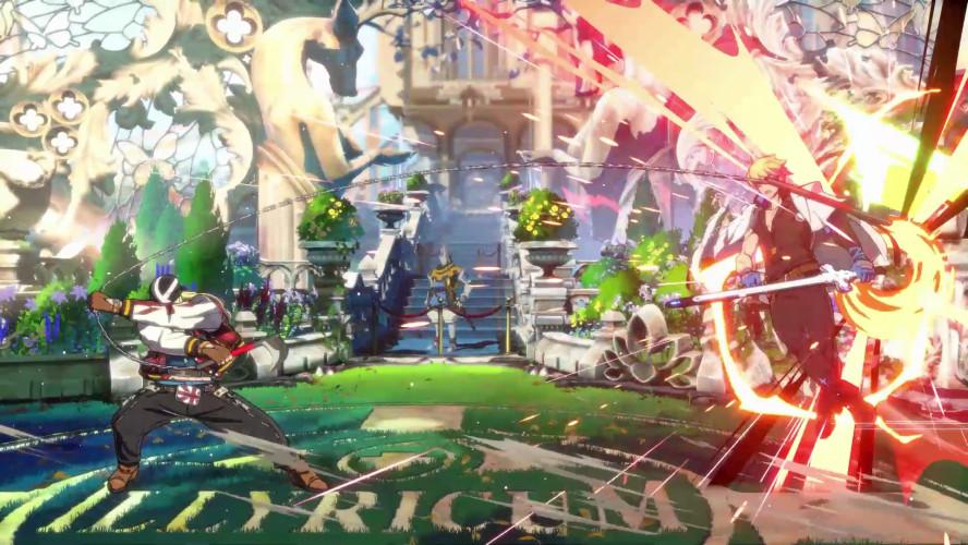 «Счастливого хаоса!» — релизный аниме-трейлер файтинга Guilty Gear -Strive-