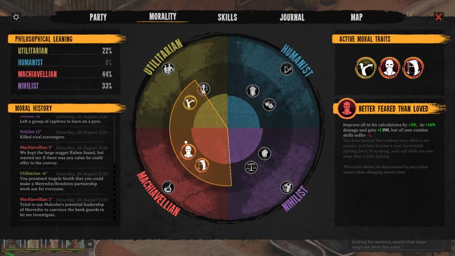 Team17 издаст Broken Roads — изометрическую RPG с продвинутым моральным компасом