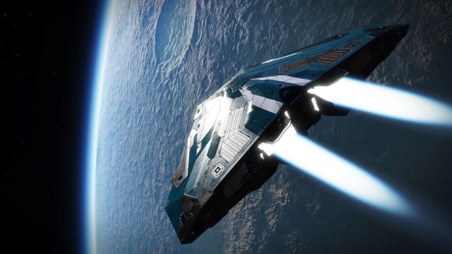 Один шаг отделяет нас от новых миров — трейлер к релизу Elite Dangerous: Odyssey