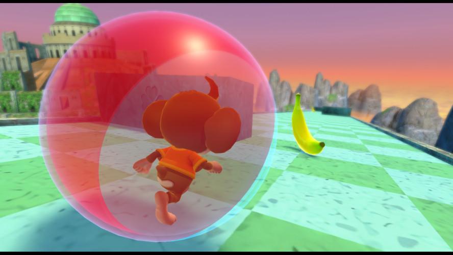 Странные кроссоверы залезают в шар и собирают бананы — мультик к релизу Super Monkey Ball Banana Mania
