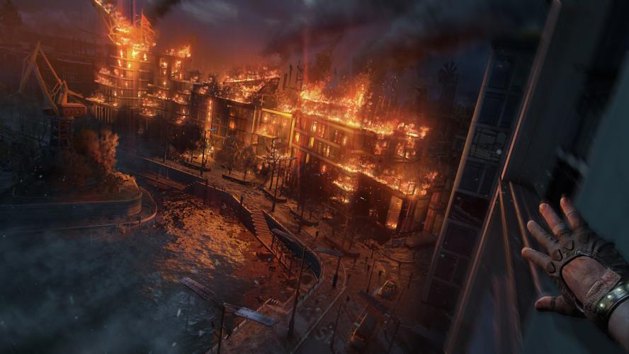 Об особенностях технологий и графики Dying Light 2