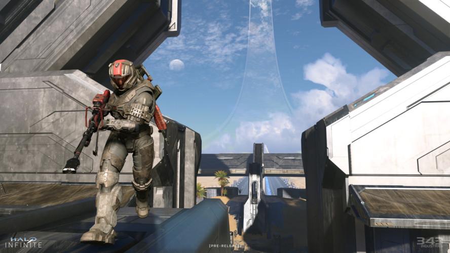 Трейлер условно-бесплатного мультиплеера Halo Infinite