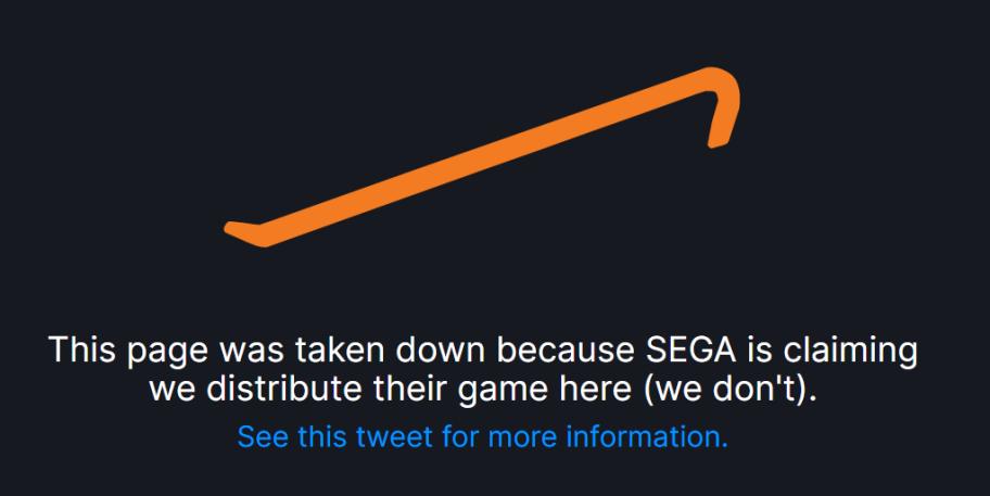 SEGA потребовала закрыть страницу Yakuza: Like a Dragon в SteamDB — за мнимое пиратство