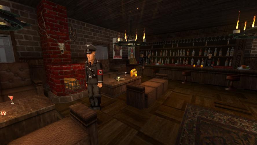 Трейлер финальной главы Blade of Agony — продвинутого фанатского продолжения Wolfenstein 3D