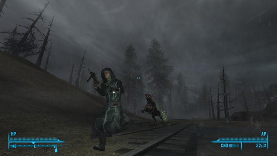 Трейлер к релизу The Frontier — самого крупного мода в истории Fallout