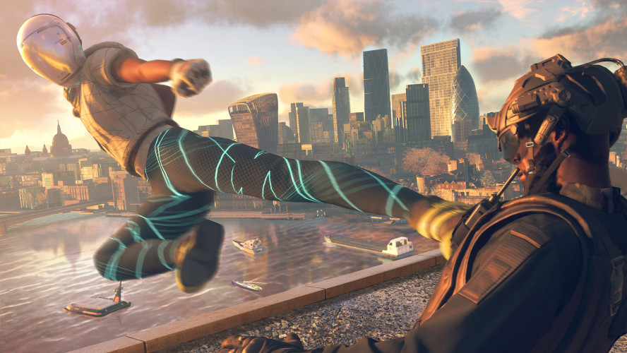 В Watch Dogs: Legion добавят режим 60 fps на консолях следующего поколения