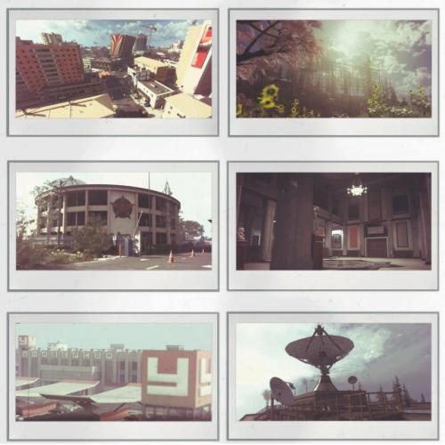 Утечка: в конце апреля карту Call of Duty: Warzone переделают под 1980-е