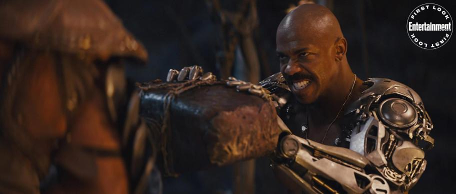 Саб-Зиро, Джакс, новичок серии и не только — первые кадры из свежей экранизации Mortal Kombat