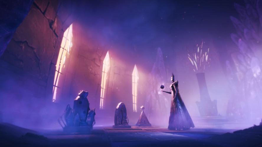 Пора разрушить проклятие рандома — трейлер гротескного приключения Lost in Random
