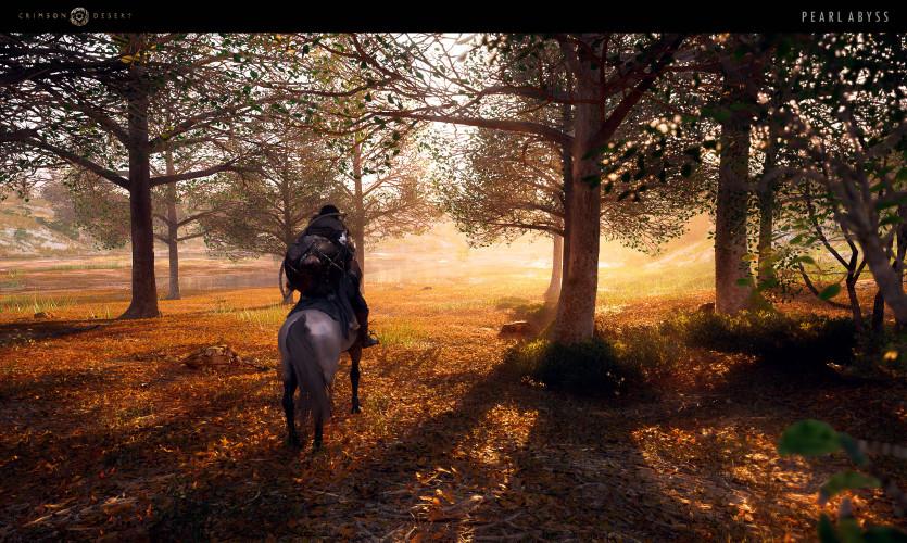 Перенесён релиз Crimson Desert — бывшего приквела Black Desert, который перестал быть MMORPG
