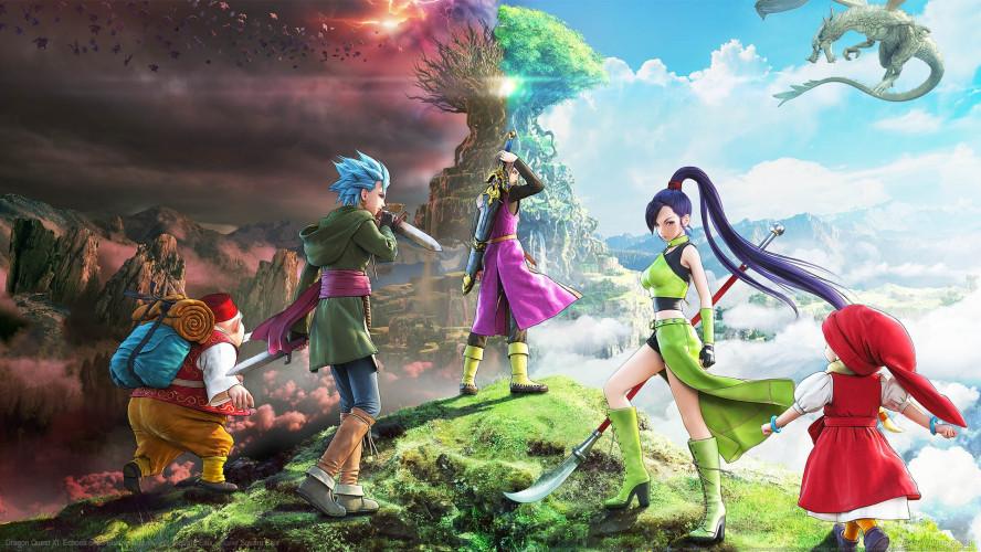 Square Enix разрешила блогерам зарабатывать деньги на видео о Dragon Quest — но только в Японии