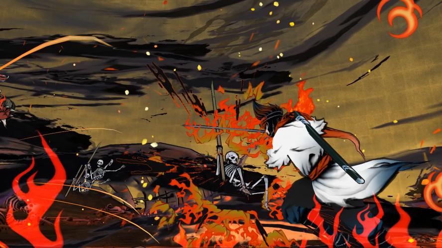 PlatinumGames выпустила World of Demons — стильный экшен эксклюзивно для Apple Arcade