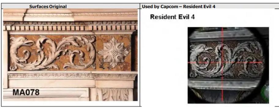 Художница считает, что Capcom украла её фотографии для ассетов Resident Evil и Devil May Cry