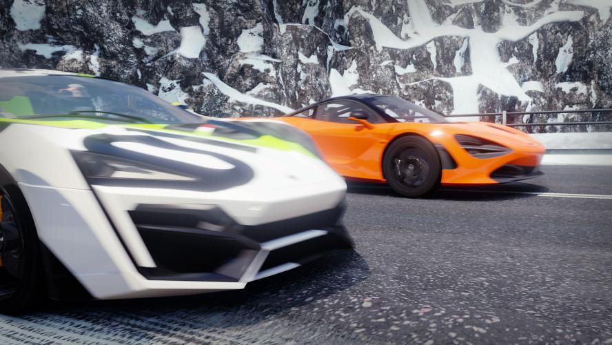 Грустная гонка Gear.Club Unlimited 2 от создателей Test Drive Unlimited отправляется на PC, PlayStation и Xbox
