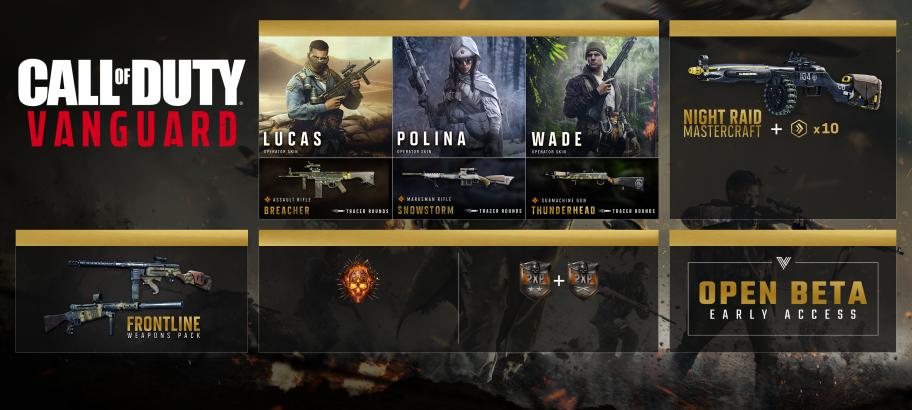 Утечка: первые изображения Call of Duty: Vanguard. Анонс должен состояться 19 августа