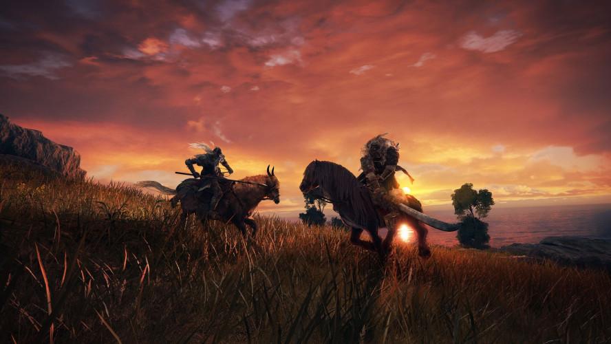 Время настало — новый трейлер Elden Ring! Игра выходит 21 января