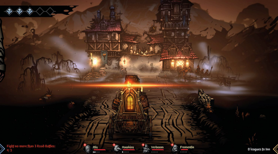 Скриншоты и много подробностей о Darkest Dungeon II: дружба, стресс, новая боевая система…