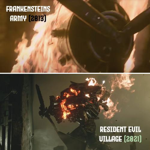 Режиссёр «Армии Франкенштейна» считает, что авторы RE Village украли у него дизайн одного из боссов