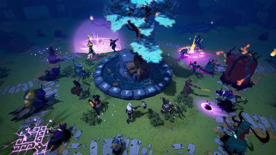 Tribes of Midgard стала новой хитовой игрой про викингов