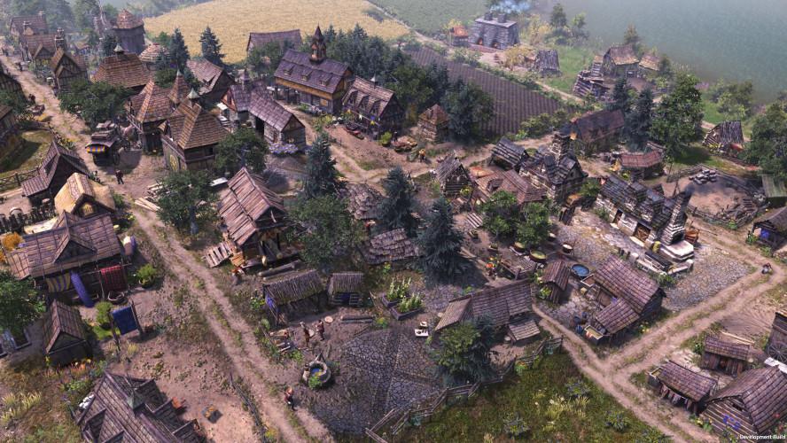 Farthest Frontier — градострой с подробным фермерством от создателей Grim Dawn