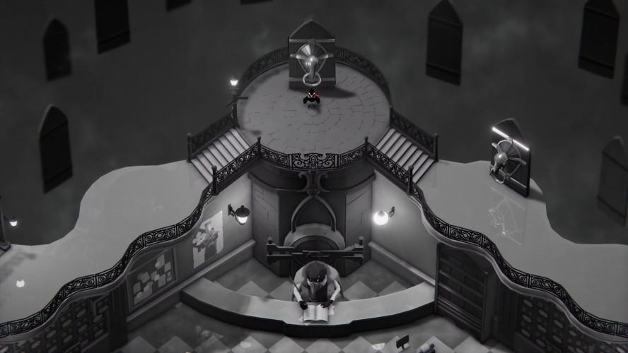 Ворон с мечом едет на работу пожинать души мёртвых — анонс экшена Death's Door