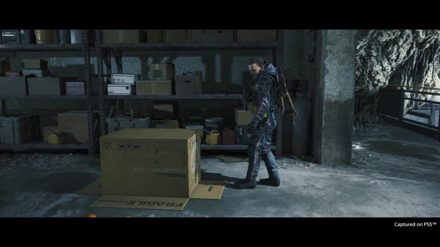 Death Stranding: Director's Cut выходит 24 сентября. Там добавят стационарные пулемёты, гонки, катапульты для грузов…