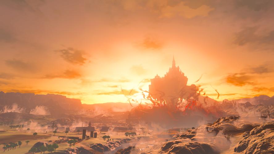 Breath of the Wild взлетает в небо — новый тизер следующей The Legend of Zelda и другие новости серии