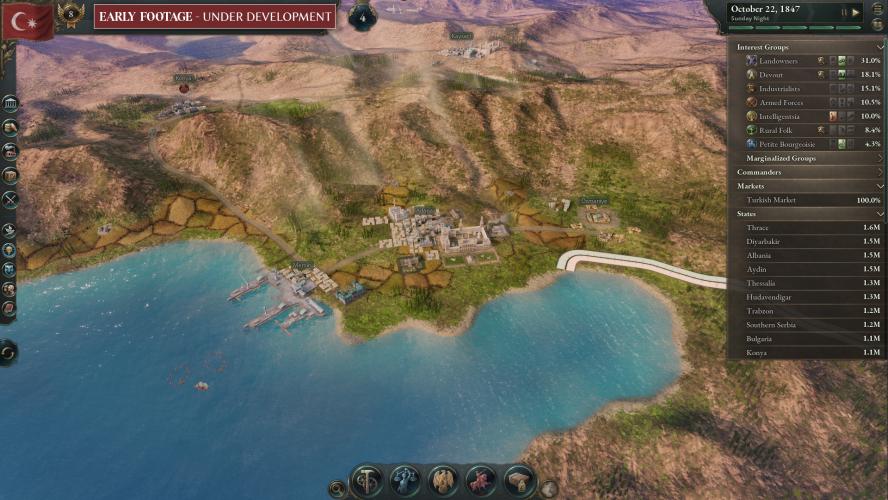 Анонсирована Victoria 3 — это как Half-Life 3 от мира Paradox