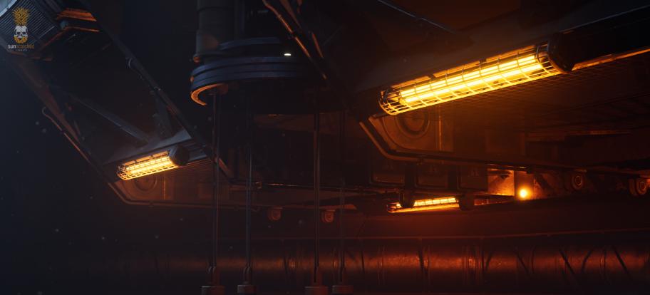 Меха-костюм против некроморфов — новый трейлер Negative Atmosphere, инди-версии Dead Space