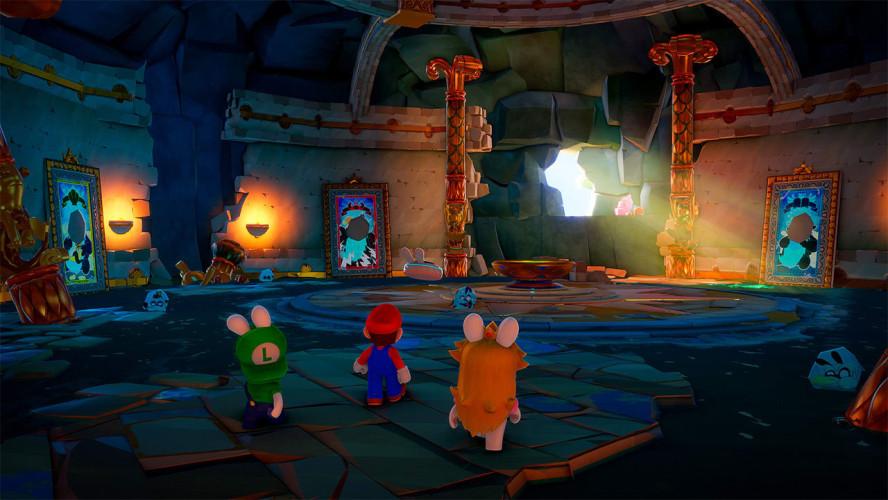 Премьера Mario + Rabbids: Sparks of Hope — второй части тактики про Марио и кроликов