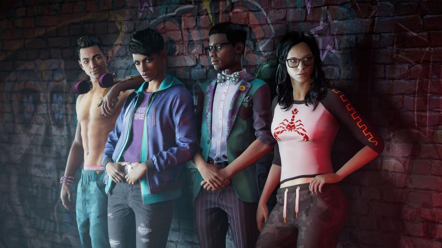 Saints Row возвращается — с полностью новым сюжетом и без старых героев
