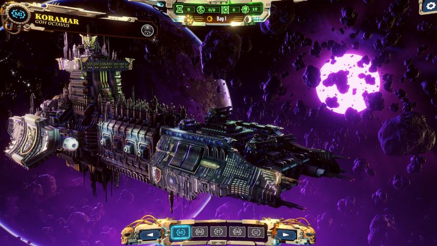 «Их щит — благочестие, их оружие — чистота помыслов» — трейлер Daemonhunters, тактической RPG по Warhammer 40,000