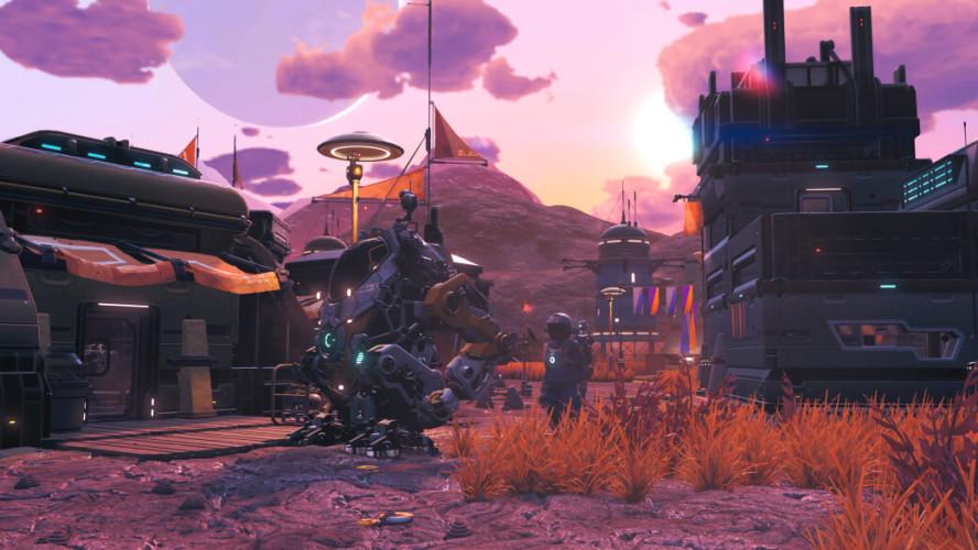 No Man's Sky получила Frontiers — апдейт, где вы станете лидером инопланетного поселения