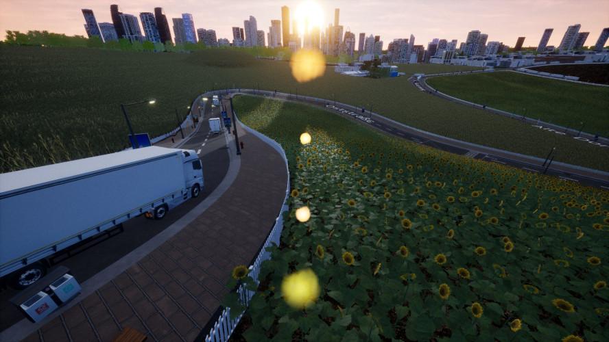 Highrise City — градострой с огромными мегаполисами для любителей SimCity и Cities: Skylines