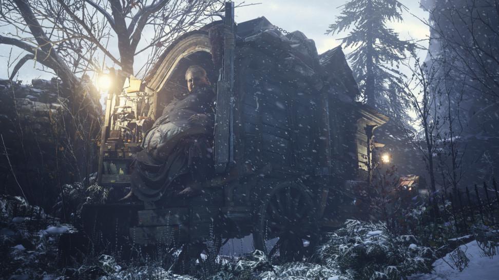 На PC научились снимать ограничение по времени в демо Resident Evil Village
