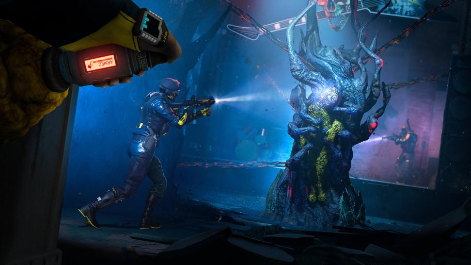 В Rainbow Six Extraction не собираются вводить оперативников, которых нет в Siege