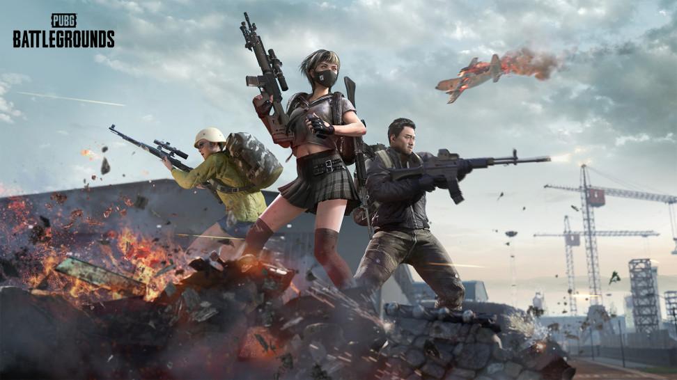 PUBG теперь называется PUBG: Battlegrounds — говорят, игру собираются переводить на фритуплей