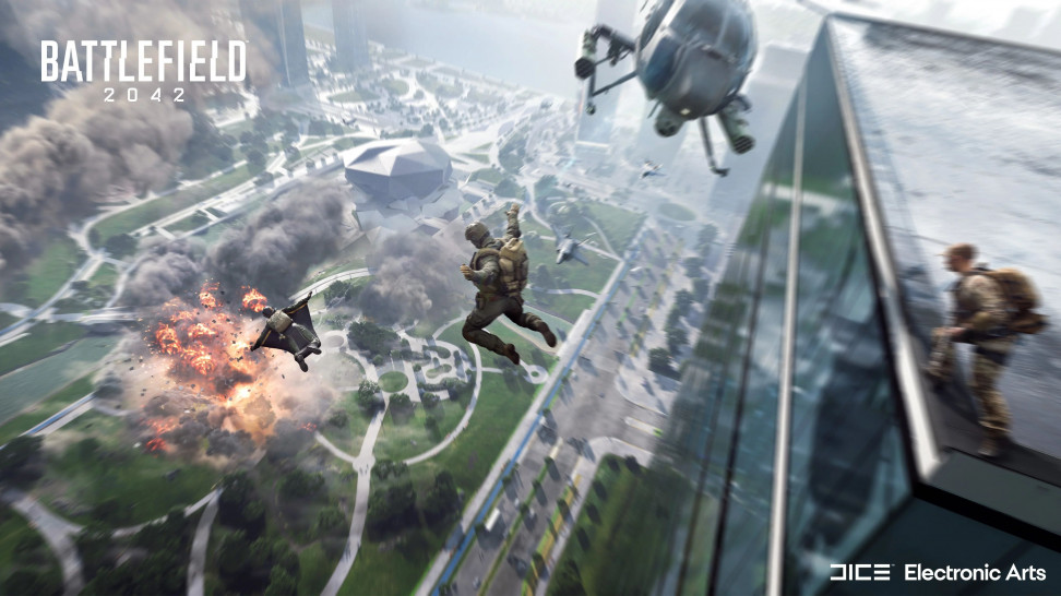 Разработчики Battlefield 2042 — о специалистах, картах, транспорте и кросс-плее