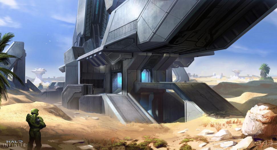 В ближайшие выходные пройдут тесты полноценного мультиплеера Halo Infinite